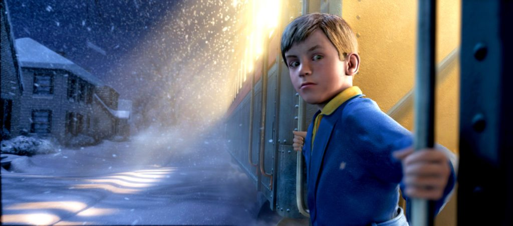 The Polar Express screens Saturday, December 10, at Coast Cinemas. Image courtesy of Warner Bros.