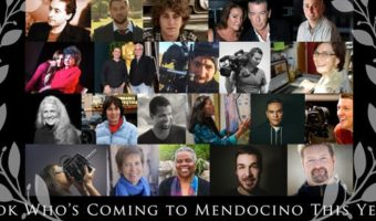 Press Release: Look Who's Coming to Mendocino This Year!