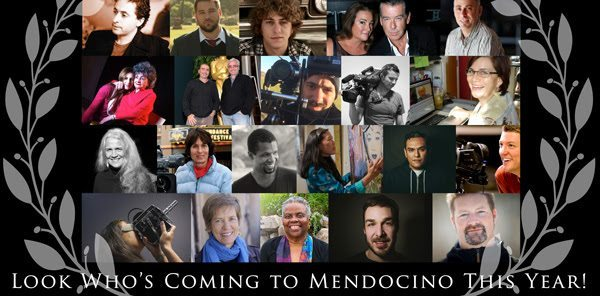 Look Who's Coming to Mendocino This Year!