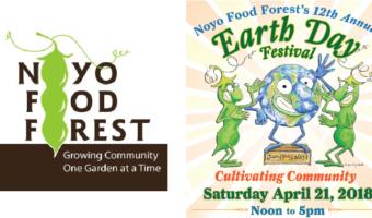 Earth Day Festival – Noyo Food Forest