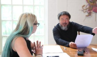 Ai WeiWei:Yours Truly Interviews with 2 Directors