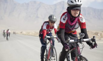 Afghan Cycles: Interview with Sarah Menzies